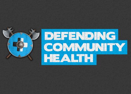 Defending Community Health